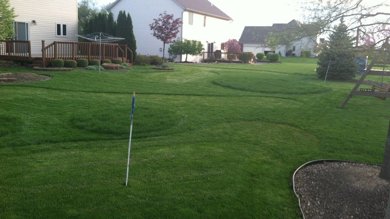 Backyard Golf Course Backyard Golf Course 2013 History Youtube