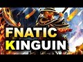 FNATIC vs KINGUIN SEMI FINAL Group B ESL Katowice MAJOR DOTA 2