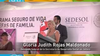 Arranca el programa 'Seguro de Vida para Madres Jefas de Familia' en Puerto Vallarta