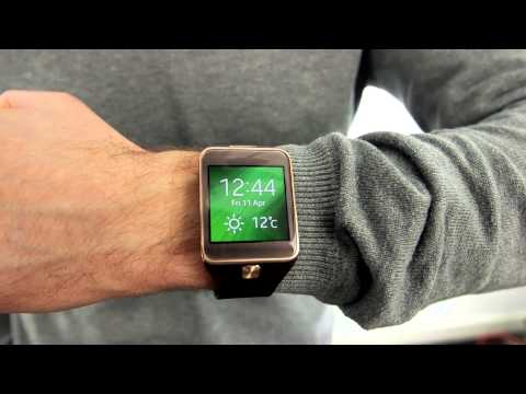 Samsung Galaxy Gear 2 vs Galaxy Gear Fit