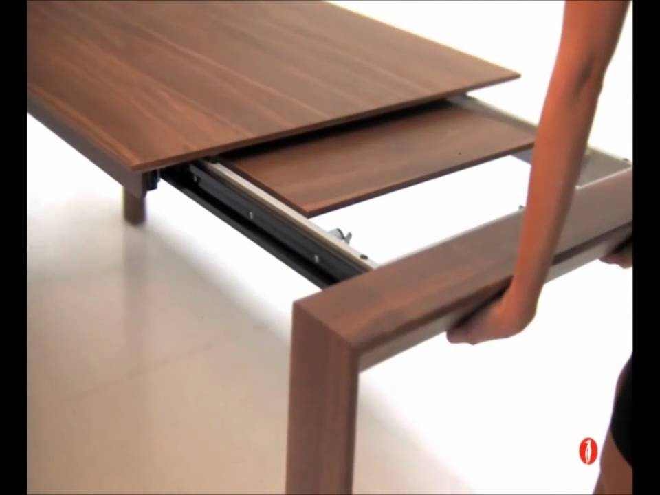 Tavolo omnia wood calligaris youtube for Tavolo allungabile calligaris prezzo