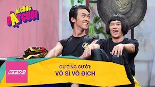 HTV2 - AI CŨNG BẬT CƯỜI   TẬP 4    GƯƠNG CƯỜI FULL (HOÀI LINH, THIÊN VƯƠNG MTV...)