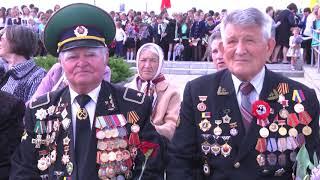 День Победы. Привольнянский плацдарм
