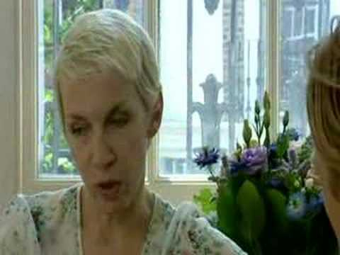Annie Lennox shares her thoughts about Peace and Peace One Day