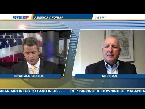 America's Forum | Pete Hoekstra to discuss the increasing violence in Israel | Part 2