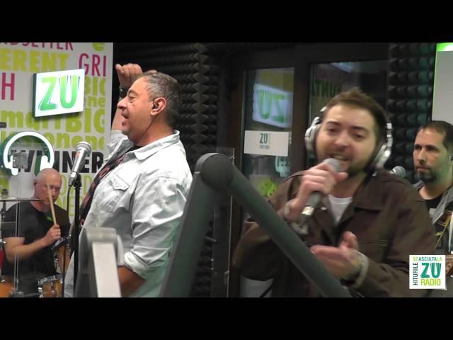 JerryCo si Proconsul - Asa trec anii (Live la Radio ZU)