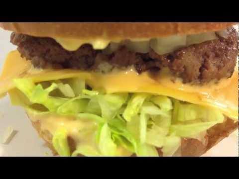 How to Make a Big Mac with the Secret Big Mac Sauce Recipe