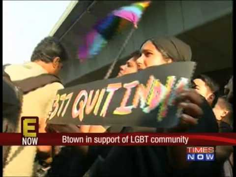 Btown in support of LGBT community