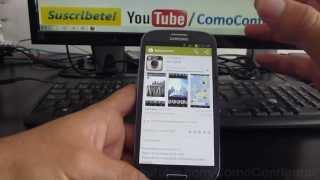 Como Descargar Instagram En Mi Samsung Galaxy S3 Español