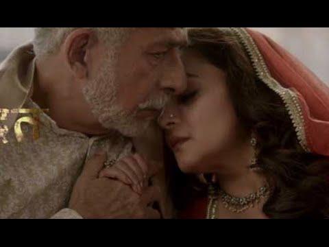 Dedh Ishqiya | Madhuri Dixit and Naseeruddin Shah Hot Scene