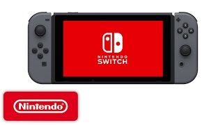 Nintendo Switch First Time Use
