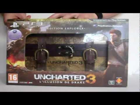 Обзор коллеционного издания Uncharted 3: Иллюзии Дрейка Special Edition