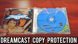 How the Sega Dreamcast Copy Protection Worked - And how it Failed | MVG