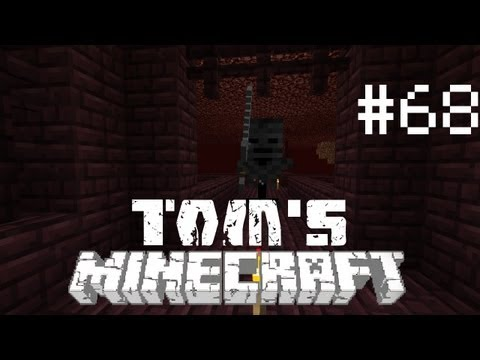 Tom's Minecraft - S2E068 Wither Skeleten