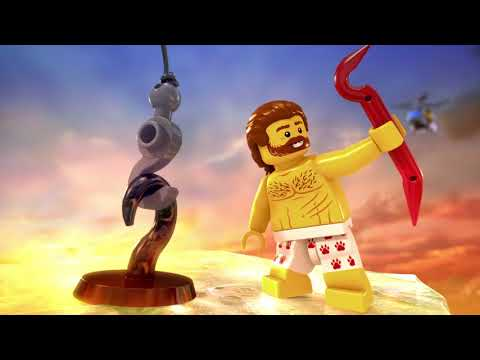 Lego - Odmrazenie mamuta