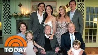 Barbara Bush Is Married! Here's A Look At The Beautiful Ceremony | TODAY