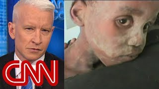 Anderson Cooper's emotional message to Haiti
