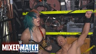 """Team Awe-ska"" celebrate advancing to the WWE MMC Finals in two weeks"