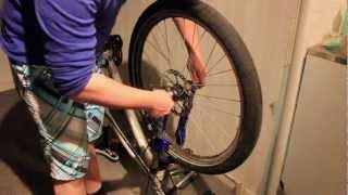 Bisiklet Lastiği Nasıl Değiştirilir?