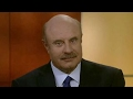 Dr. Phil really bothered by violent free speech threats