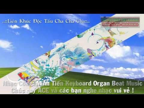 Liên Khúc Độc Tấu Cha Cha Cha - Tiểu Nhị Organ