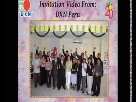 DXN Peru's Say Hello To Freedom Video