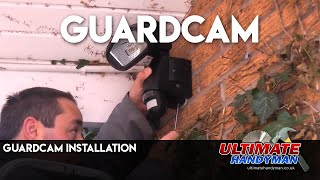 Security light fitting | Guardcam