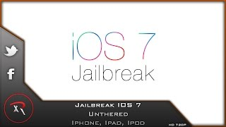 Jailbreak IOS 7 Comment Jailbreaker Son Iphone, Ipod, Ipad