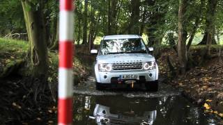 Land Rover Experience - off roading