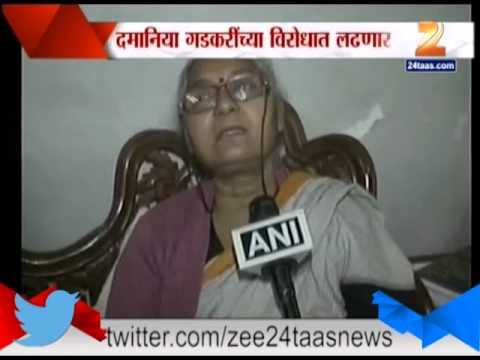 Zee24Taas: will medha patkar change political equation in north east mumbai