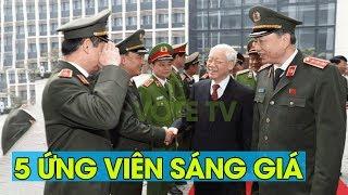Danh sách 5 ứng cử viên tiềm năng cho vị trí tổng bí thư, 5 ủy viên bị Nguyễn Phú Trọng loại là ai?