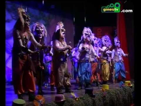 Los Reyes. Carnaval de Gines 2013 (Gran Final)