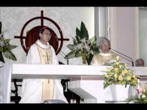 Bài giảng Lễ Truyền Tin 25/3/2011 Tại