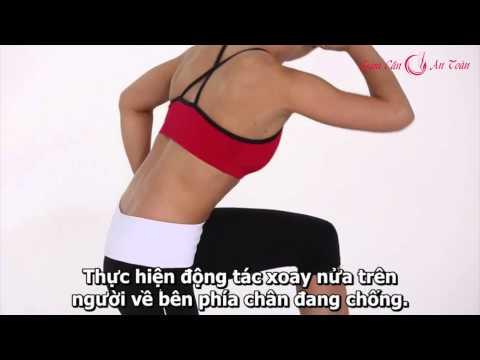 Bài tập giảm mỡ bụng siêu nhanh | Bài tập giảm cân hiệu quả