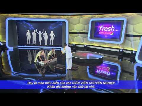 NGƯỜI BÍ ẨN 2015 | ODD ONE IN VIETNAM - TẬP 9 - ISAAC & TÓC TIÊN - FULL HD (10/5)
