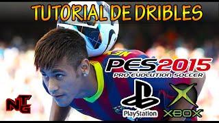 TUTORIAL DE COMO FAZER DRIBLES PES 2015 [PS3/PS4/XBOX 360
