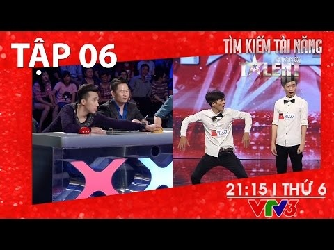 [FULL HD] Vietnam's Got Talent 2016 - TẬP 6 (05/02/2016)