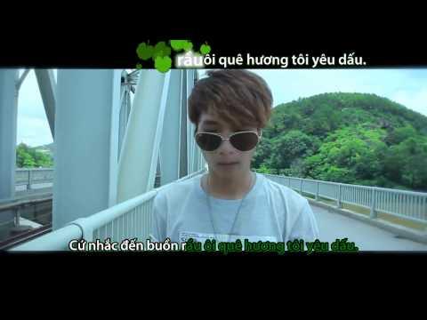 Aegisub Karaoke Effect - Quê Tôi Thanh Hóa - Quang Cối