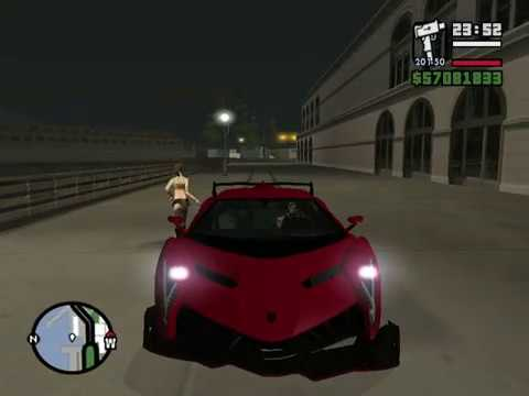How to get Lamborghini in GTA San Andreas NO CHEAT NO MOD 2017