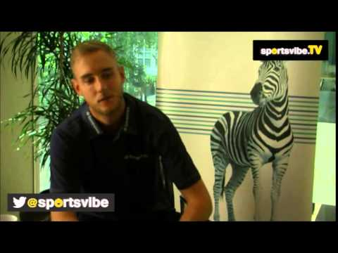 Stuart Broad Interview - Wimbledon And England's Test Series Against India