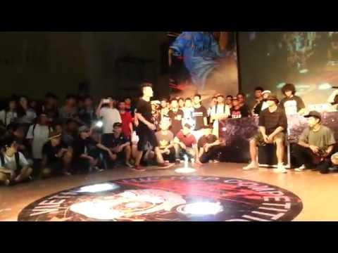 2 thanh niên Hà Nội nhảy hip hop đẳng cấp
