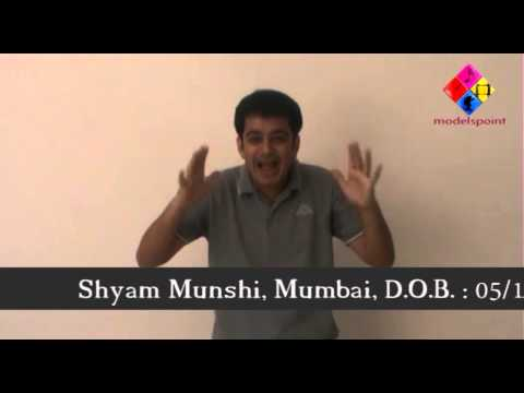 Shyam Munshi - Audition for www.modelspoint.com - israni