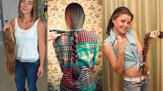 Cut Off Long Hair To Short Incredible Videos Compilation