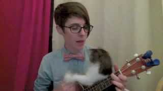 Nerdy Love Song with Added Kitten Bonus