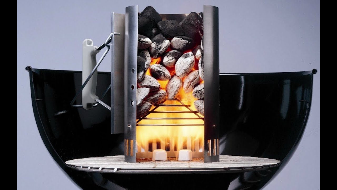 how to start your weber charcoal grill how to light a. Black Bedroom Furniture Sets. Home Design Ideas