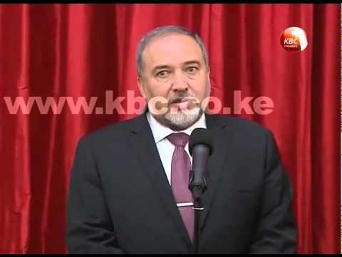 Israel to partner with Kenya in fighting terrorism