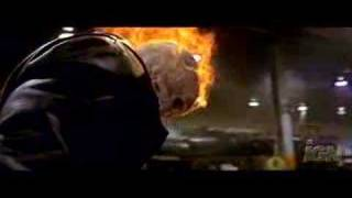 Ghost Rider Movie Trailer