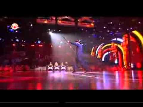 Jimmy White - Hollands Got Talent 2009