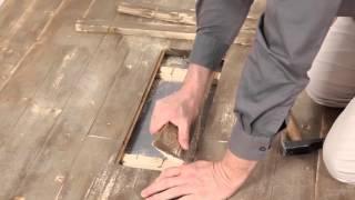 Reparar el parquet