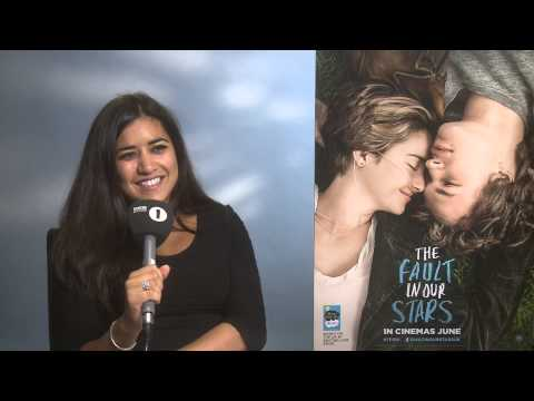 Ansel Elgort Talks To Radio 1's Rhianna Dhillon